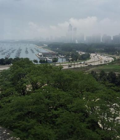 Manilow Suites At North Harbor Tower: 2-bedroom apartment  view 8th floor