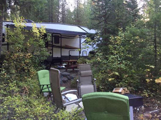 Mountain Meadow RV Park Cabins