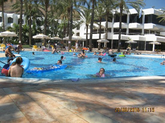 save off 16e6c bca53 In the water pool. - Picture of Gai Beach Resort Spa Hotel ...