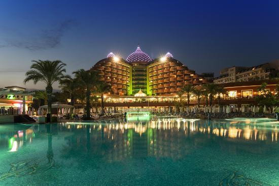 Photo of Delphin Palace Hotel Antalya
