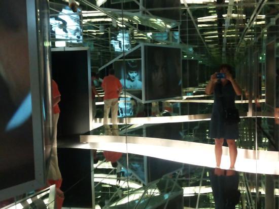 Deutsche Kinemathek   Museum fur Film und Fernsehen: la prima sala del museo