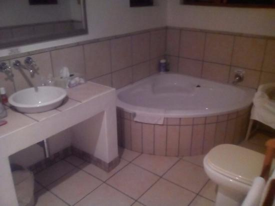 Wheatlands Lodge : Bathroom