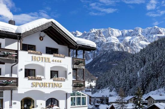 Hotel Sporting: inverno