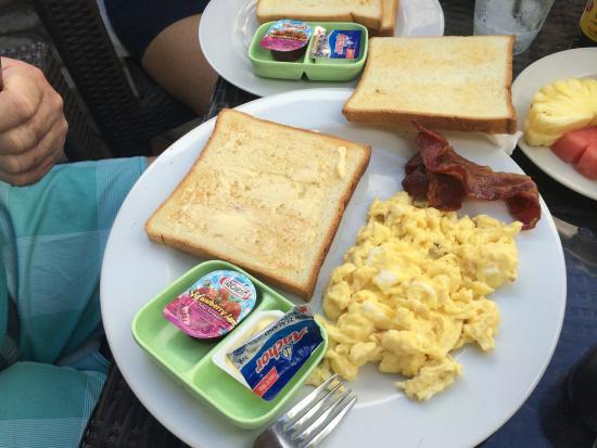 Breakfast - Eggs Anyway