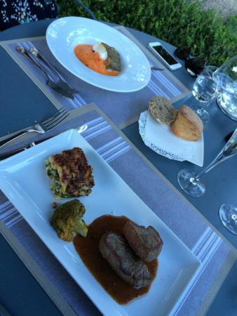 Boulbon, Francia: Dinner