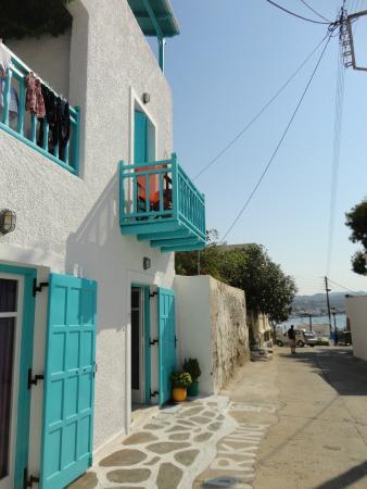 Seagull Apartments: esterno