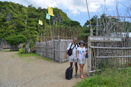 Residencia de Salvacion: Entrance to RDS