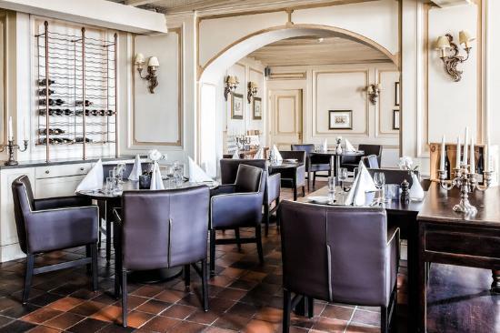 Restaurant La Ville Blanche - Picture of Fletcher Hotel-Restaurant ...
