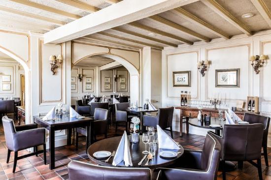 Restaurant in Thorn - Picture of Restaurant La Ville Blanche, Thorn ...