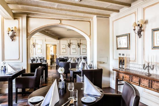 Fletcher Hotel-Restaurant La Ville Blanche - Picture of Fletcher ...