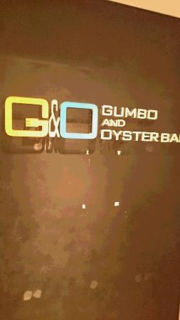 Gumbo & Oyster Bar Yokohama Sogo: 生牡蠣おすすめ