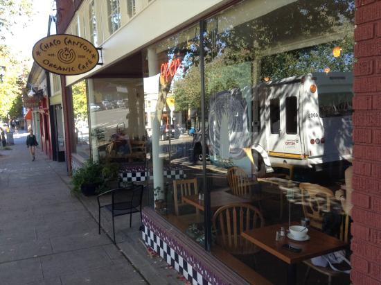 Chaco Canyon Cafe: Chaco Canyon Organic Cafe