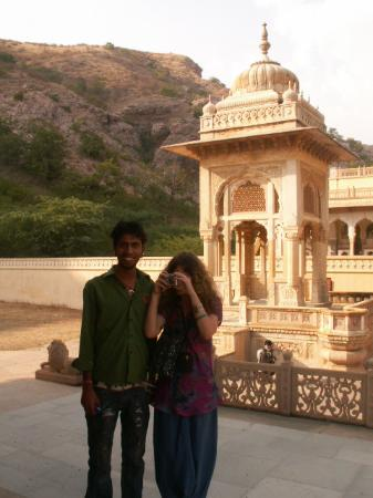 India Tour Car Driver - Jaipur Day Tour