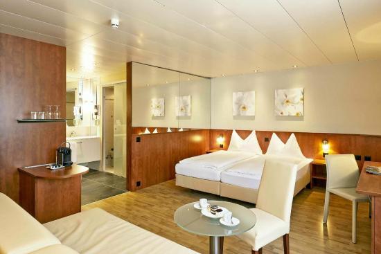 Sorell Hotel Aarauerhof: Zimmer