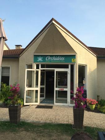 Hotel Orchidees : OTTIMA ACCOGLIENZA