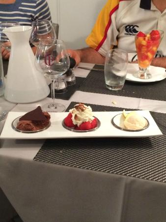 Hotel Orchidees : ADORO IL CAFFE' GOURMAND
