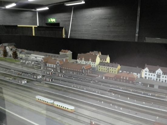Hassleholms Modelljarnvagsforening