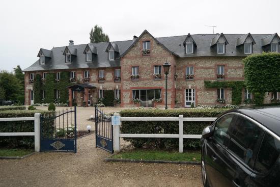 Quetteville, Francja: L'hotel