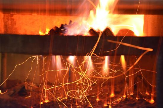 La Pura Vista: Lekker gebruik make van de BBQ...