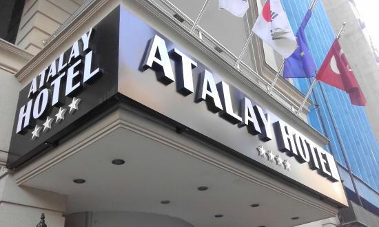 Atalay Hotel : Hotel