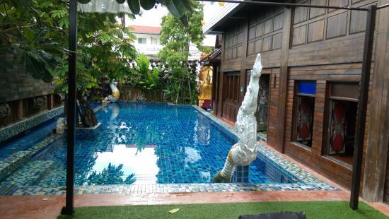 Singha Montra Lanna Boutique Style: pool(泳池)