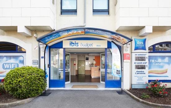 Ibis Budget Blois Centre: Entrée hôtel