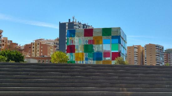 Museo Pompidou.Museo Pompidou Malaga Picture Of Centre Pompidou Malaga Malaga