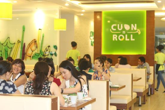 Cuon n Roll restaurant