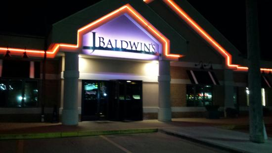 J Baldwin S Restaurant Celebrate At The Best In Town