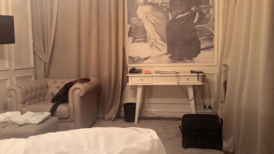 Galata Antique Hotel : Zimmer