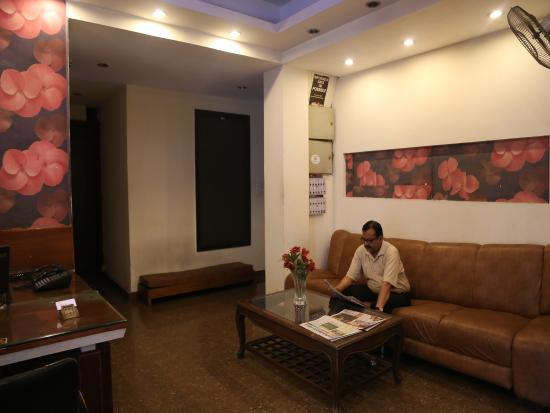 Hotel Aira Xing: lobby