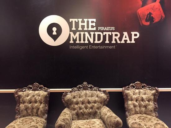 ‪The Mindtrap Piraeus‬
