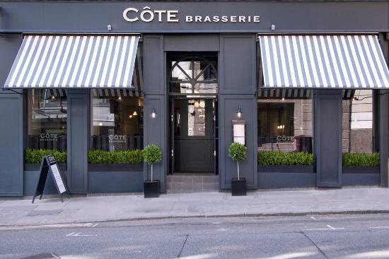 Cote Brasserie - Glasgow