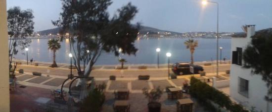 Koroglu Hotel: View from otel to sea