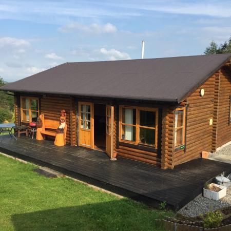Entrance - Duncrievie Farm Cabins Photo