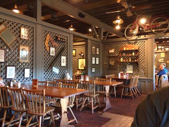 Blountville, TN: Dinning area