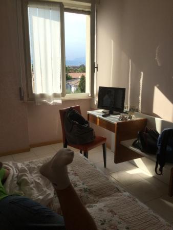 Hotel Mauro: La camera