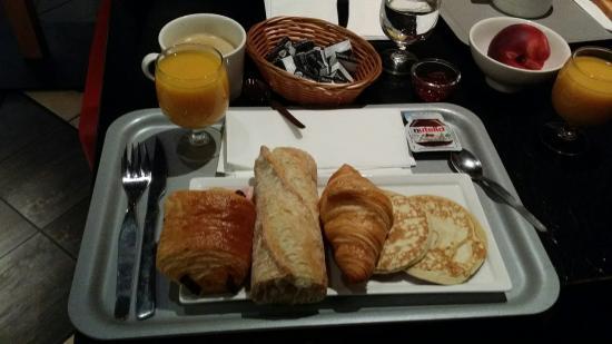 Ibis Biarritz Anglet Aeroport : Petit déjeuner