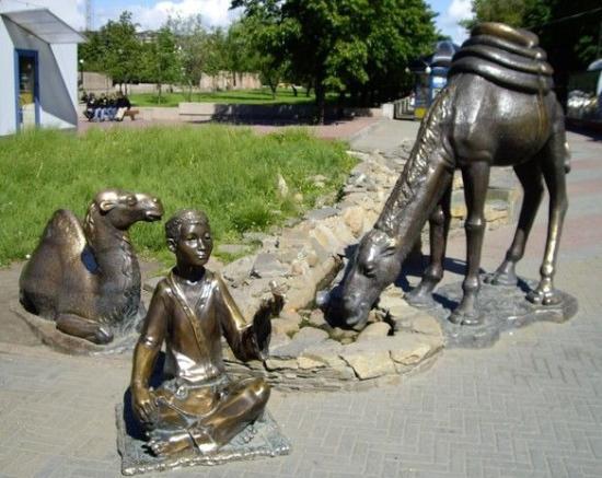 Pogonshhik Verblyudov
