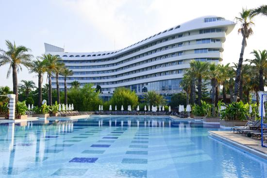Concorde De Luxe Resort Antalya Turkey All Inclusive Reviews Photos Price Comparison Tripadvisor