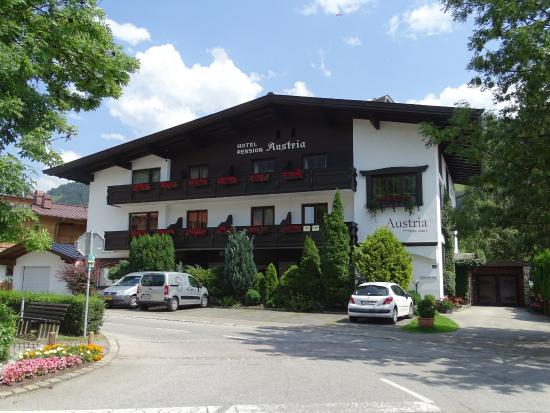 Hotel Garni Austria: Pension Austria