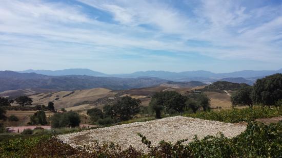 La Joya, Spain: view