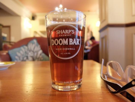 Beer at The Weston