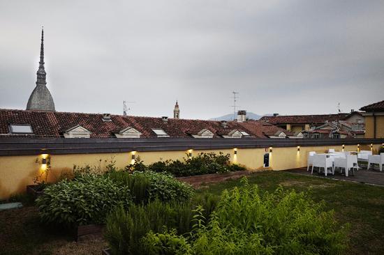 Vista Dalla Terrazza Picture Of Nh Collection Torino