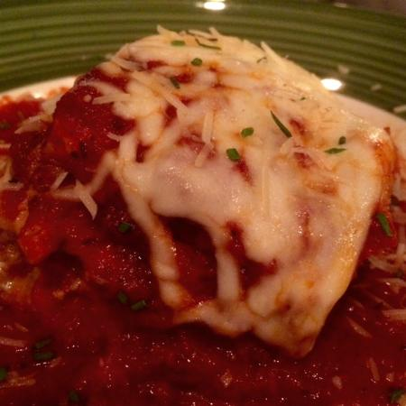 Fellini's : Meat Lasagne