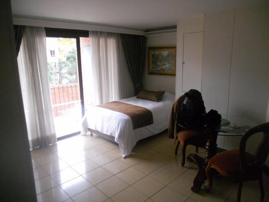 Hotel Casa Laureles : Quarto