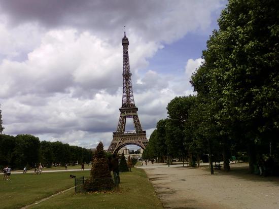 Hotel de la Paix Tour Eiffel: paris,paris