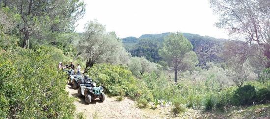 Quad-Mallorca