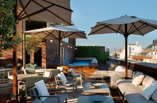 La Terraza del Hotel Omm