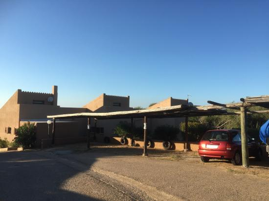 Villaggio Stazzo Pulcheddu: appartamenti e viste
